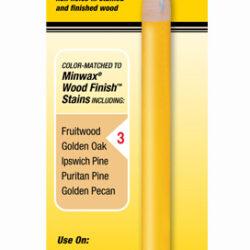 ołówek do drewna, Minwax Blend-Fil Pencil, ołówek do naprawy drewna.
