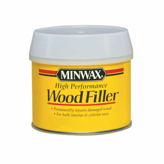 High Performance Wood Filler,klej do drewna, Minwax® High Performance Wood Filler, klej, wypełniacz do drewna