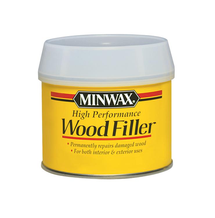 Minwax 174 High Performance Wood Filler En Minwax