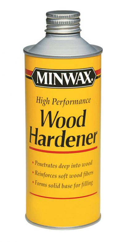 żywica do naprawy drewna,Minwax® High Performance Wood Hardener, płynna żywica do naprawy drewna