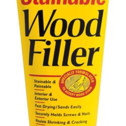szpachla do drewna, wypełniacz do drewna