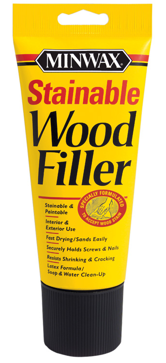 Minwax 174 Stainable Wood Filler Wood Projects Are Simply