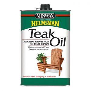 olej ochronny do drewna odporny na zewnątrz