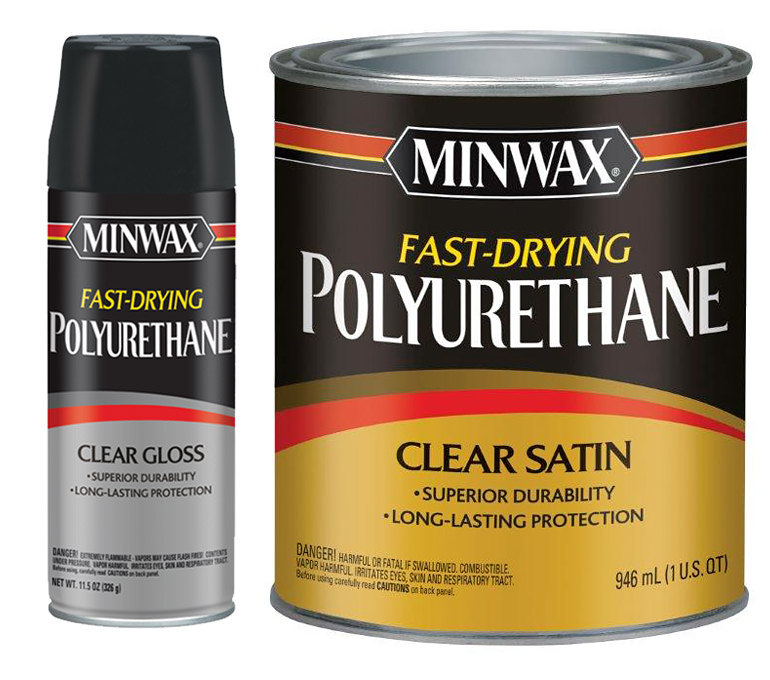 Minwax Fast Drying Polyurethane Minwax