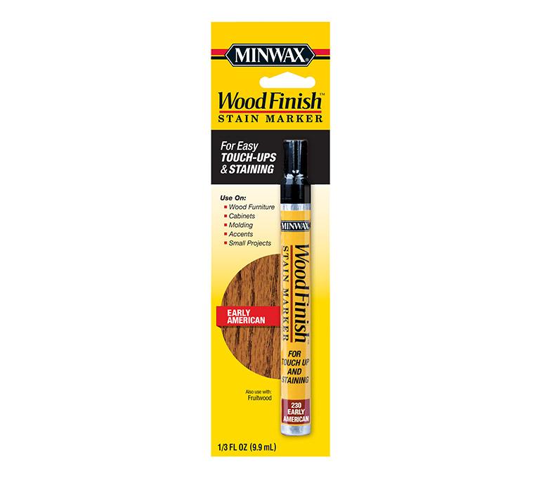 marker do drewna, reperowanie drewna