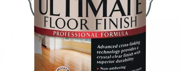 Lakier do podłogi Minwax® Ultimate Floor Finish