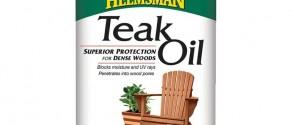 Olej do drewna ochronny do wewnątrz i na zewnątrz Minwax® Helmsman® Teak Oil