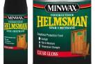 Lakier do wewnątrz i na zewnątrz Minwax® Helmsman® Spar Urethane