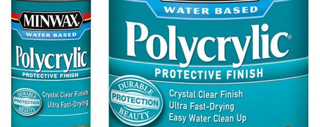 Lakier wodny do drewna ekologiczny Minwax® Polycrylic® Protective Finish