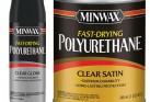 Lakier do drewna do wewnątrz Minwax® Fast-Drying Polyurethane