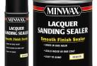 Podkład pod politurę Minwax® Lacquer Sanding Sealer