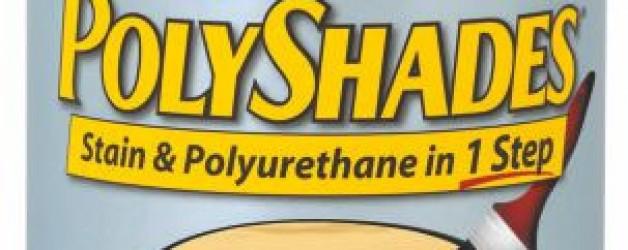 Lakierobejca do drewna ekologiczna 0,236 litra Minwax® PolyShades® 275 VOC