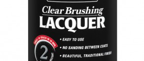 Politura do drewna i metalu Minwax® Clear Brushing Lacquer