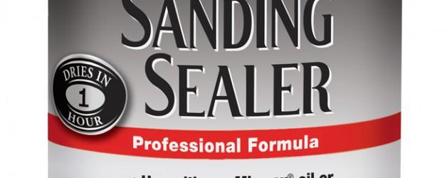 Uszczelniacz do drewna Minwax® Professional Formula Sanding Sealer