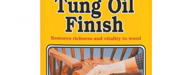 Olej ochronny do drewna Minwax® Tung Oil Finish