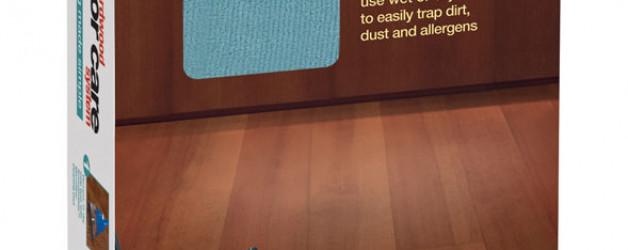 Zestaw mop i płyn do konserwacji podłóg Minwax® HardWood floor care system