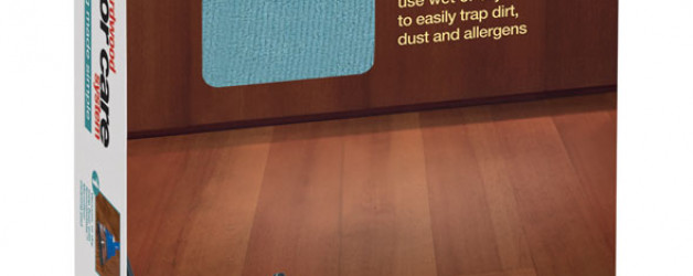 Zestaw mop i płyn do podłóg Minwax® HardWood floor care system