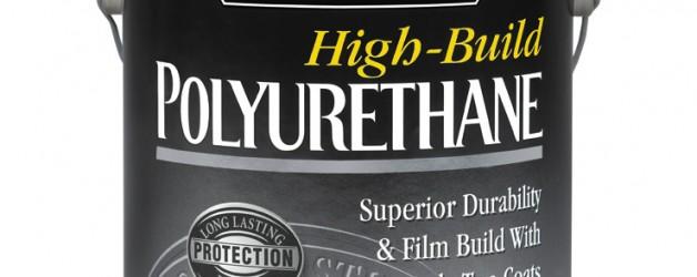 Lakier olejny do drewna wewnątrz Minwax® High Build Polyurethane