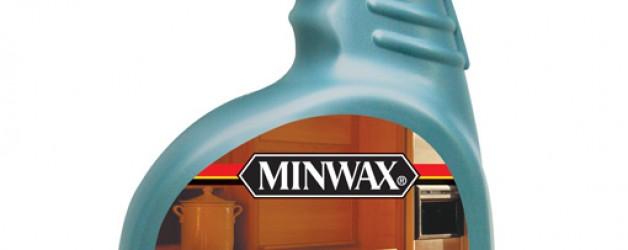 Płyn do mycia drewna Minwax® Wood Cabinet Cleaner Spray